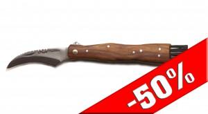 Høst tilbud på soppkniver fra norsk sopp
